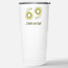 Sex Tape Dispenser 69 Travel Mug