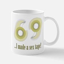 Sex Tape Dispenser 69 Mug