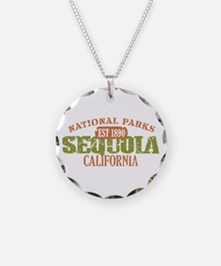 Sequoia National Park CA Necklace