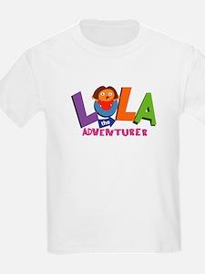 Lola The Adventurer T-Shirt