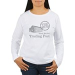 The Hob Trading Post Women's Long Sleeve T-Shirt
