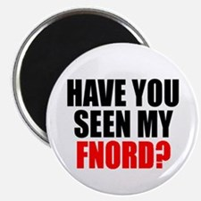 Have You Seen My Fnord? Magnet