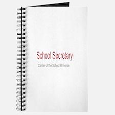 School Secretary School Universe Journal