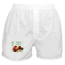 Pampered and Fresh Boxer Shorts