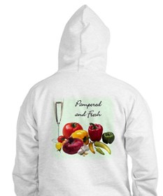 Pampered and Fresh Hoodie