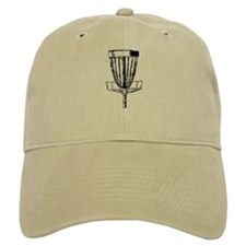 Cute Disc golf Baseball Cap
