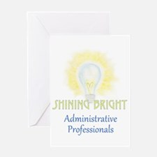 Administrative Professionals Greeting Card