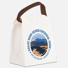 Great Sand Dunes NP Canvas Lunch Bag