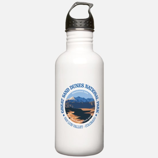 Great Sand Dunes NP Water Bottle