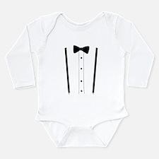 Tuxedo7X7 Body Suit