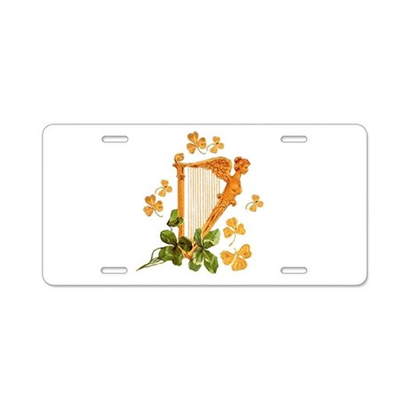 Erin Go Bragh Aluminum License Plate