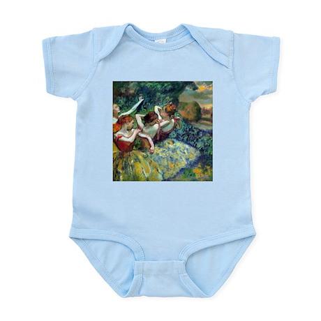 Dancers Infant Bodysuit