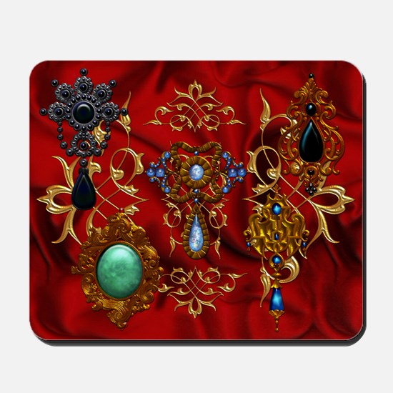 Harvest Moon's Victorian Jewels Mousepad