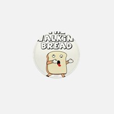 The Walking Bread Mini Button (100 pack)