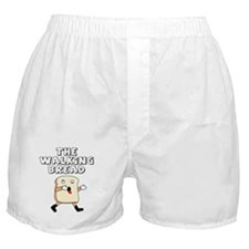 The Walking Bread Boxer Shorts
