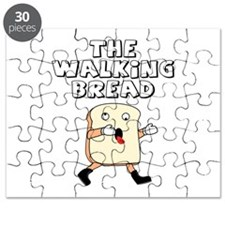 The Walking Bread Puzzle