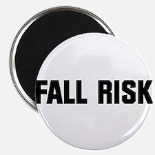"""Fall Risk 2.25"""" Magnet (100 pack)"""