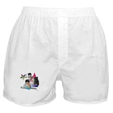 Ladie of Distinction Boxer Shorts