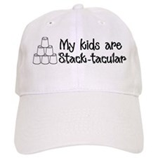 Stack-tacular Baseball Cap