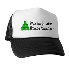 Stack-tacular Trucker Hat