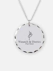 WDPB Necklace Circle Charm