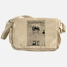 Milwaukee Sentinel Messenger Bag