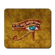 Harvest Moon's Eye of Ra Mousepad