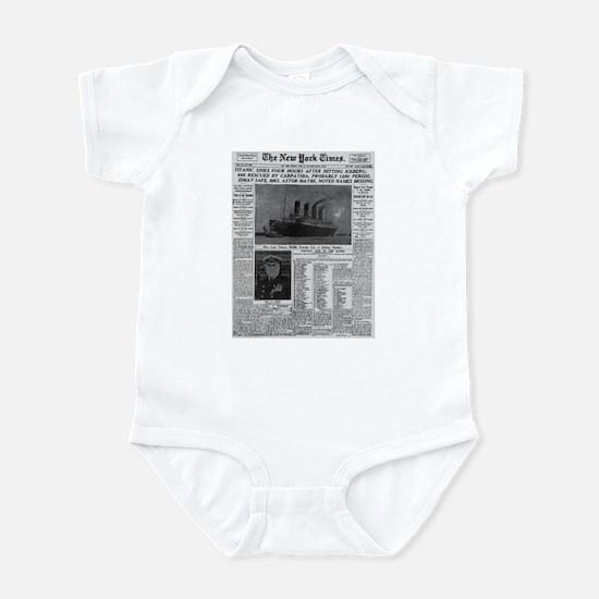 Milwaukee Sentinel Infant Bodysuit