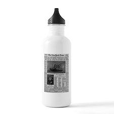 Milwaukee Sentinel Water Bottle