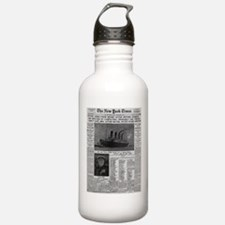 Milwaukee Sentinel Water Bottle