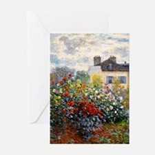 Monet - Argenteuil Greeting Cards (Pk of 20)
