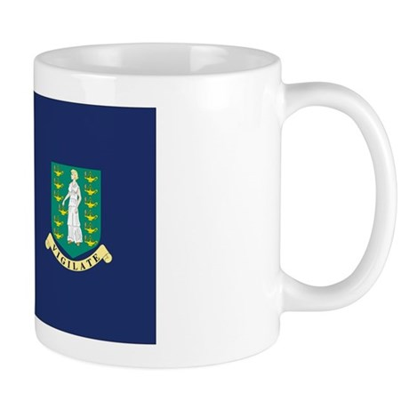 British Virgin Islands Mug