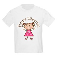 Future Librarian T-Shirt