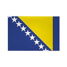 Bosnia-Herzegovina Rectangle Magnet