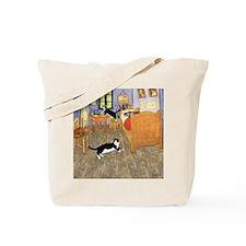 Vincent's CATS Tote Bag