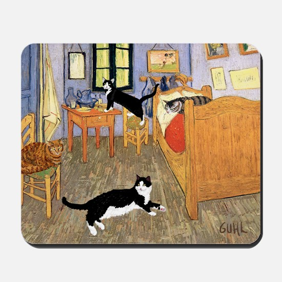 Vincent's CATS Mousepad