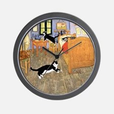 Vincent's CATS Wall Clock