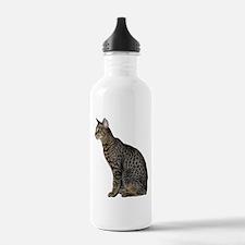 Savannah Cat Water Bottle
