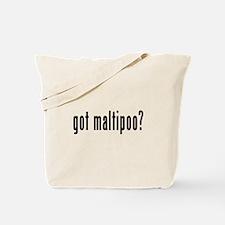 GOT MALTIPOO Tote Bag