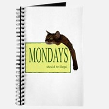 Mondays Should Be Illegal Journal
