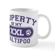 Maltipoo PROPERTY Mug