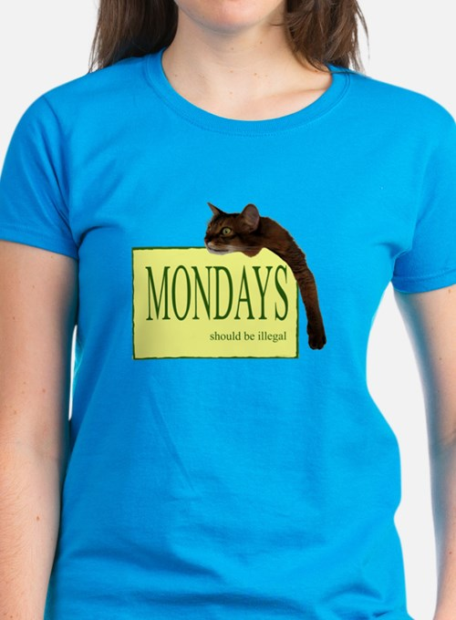 Mondays Should Be Illegal Tee