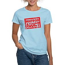 Maltipoo ADDICT T-Shirt