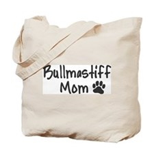 Bullmastiff MOM Tote Bag