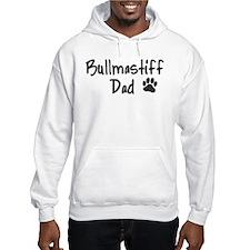Bullmastiff DAD Hoodie