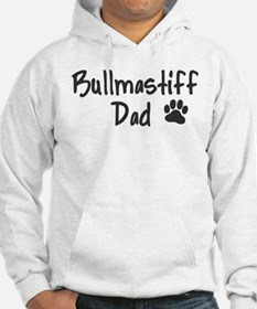 Bullmastiff DAD Jumper Hoody
