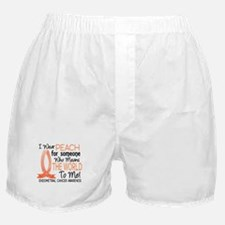 Means World To Me 1 Endometrial Cancer Shirts Boxe
