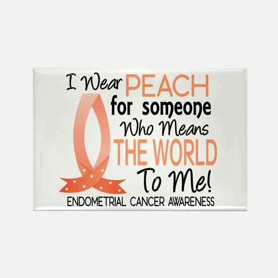 Means World To Me 1 Endometrial Cancer Shirts Rect