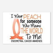Means World To Me 1 Endometrial Cancer Shirts Post
