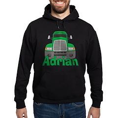 Trucker Adrian Hoodie
